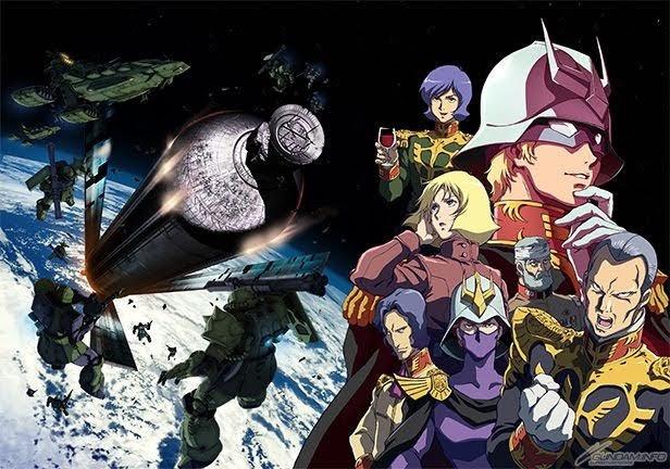 Anime Topic 027 | Mobile Suit Gundam: The Origin – A tragédia do Cometa Vermelho