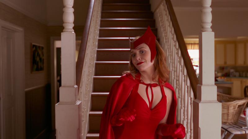 """Crítica   WandaVision: 1×06 """"Um Halloween Assustadoramente Inédito!"""""""