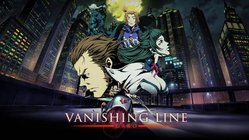 Anime Topic 028   Garo: Vanishing Line – O dever do Cavaleiro Dourado