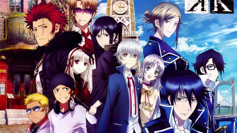 AnimeTopic 030 – K (1° temporada)