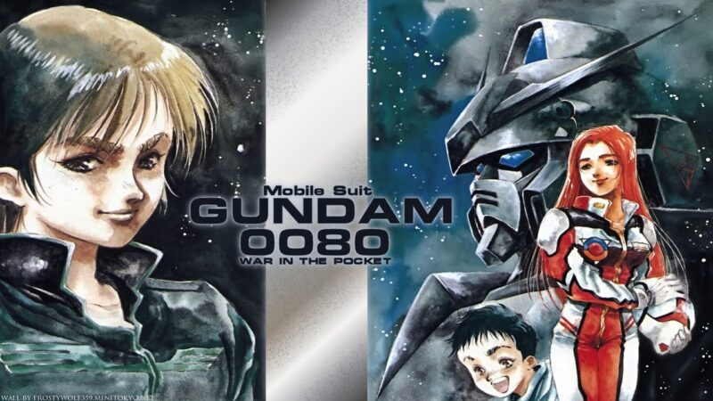 AnimeTopic 032 | Mobile Suit Gundam 0080: War in The Pocket – Uma pequena paz entre o desespero