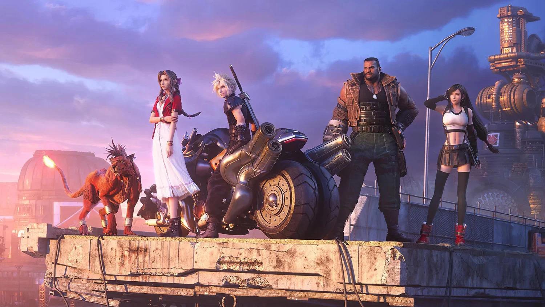 A saturação de Final Fantasy VII