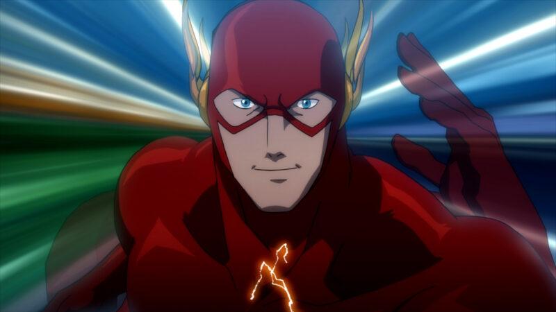 Liga Justiça: Ponto de Ignição | Mais rápido do que precisa ser