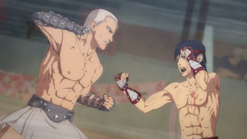 Cestvs: The Roman Fighter #6   Acabou?!